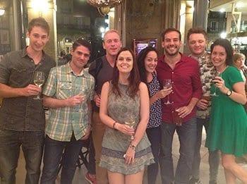 Actividades culturales en Bilbao