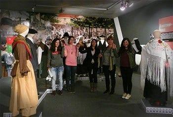 Actividades gratuitas con los cursos de español - Museo vasco de Bilbao