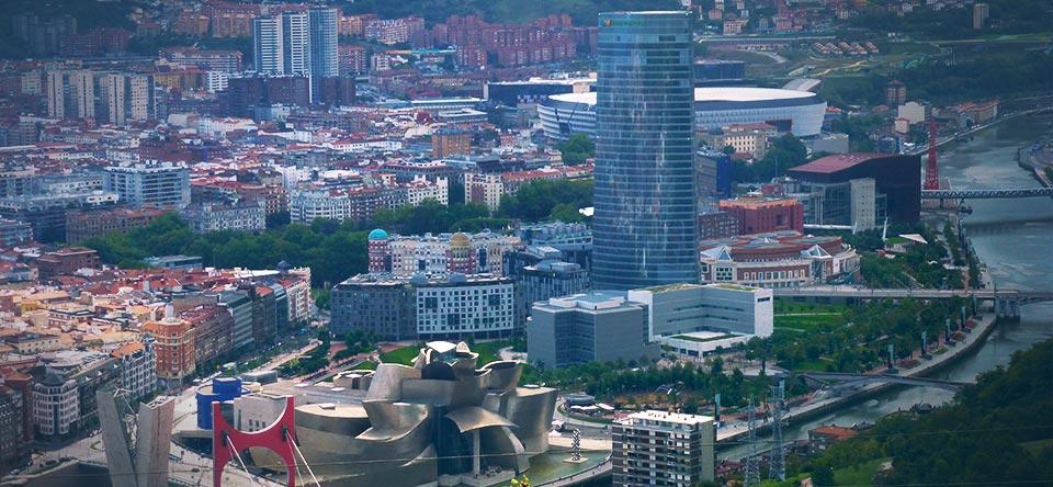 Tradición y modernidad en un solo lugar…Bilbao