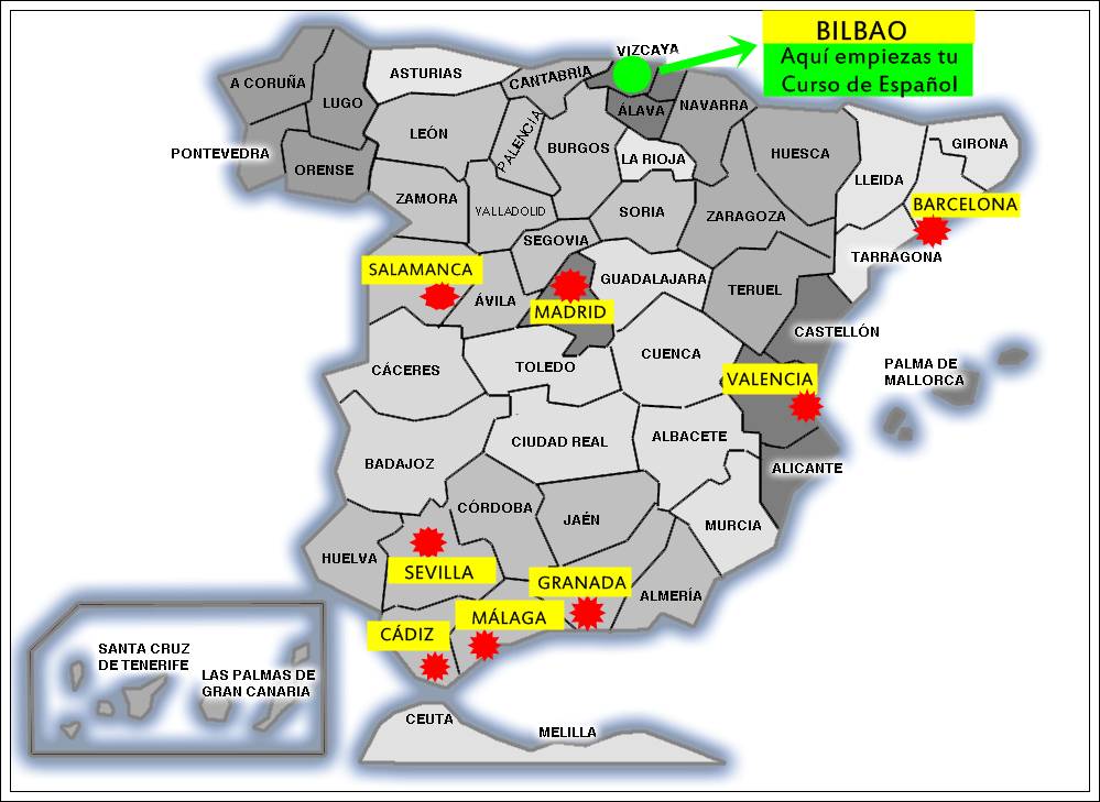 curso-de-espanol-ciudades-espana